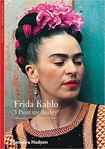 Frida Kahlo I Paint My Reality New Horizons Amazon Co Uk Christina Burrus  Books