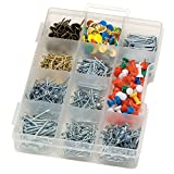 ARROW 160454 Nail/Tack/Brad Assortment