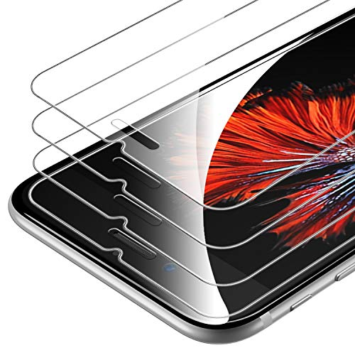 iPhone 6s Plus / 6 Plus Screen Protector - Syncwire 3-Pack HD 9H Hardness 2.5D Tempered Glass for 5.5 Apple iPhone 6s Plus / 6 Plus [Shatter-Proof, Bubble-Free, 3D-Touch]