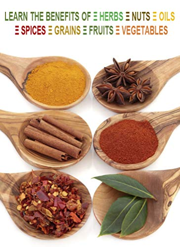 - Best Herbs Book 2018. Learn the Benefits of Herbs and Spices, Nuts, Oils, Vegetables. Herbs for stress and anxiety: www.cancerhasbeenbeaten.com (health 3)