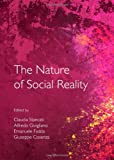 The Nature of Social Reality, Giuseppe Cosenza, 1443847593