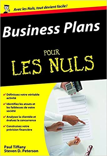 le business plan pour les nuls