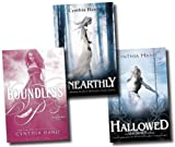 download ebook unearthly trilogy collection cynthia hand 3 books set (boundless, hallowed, unearthly) pdf epub