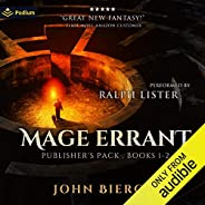 Mage Errant: Publisher's Pack: Mage Errant, Book