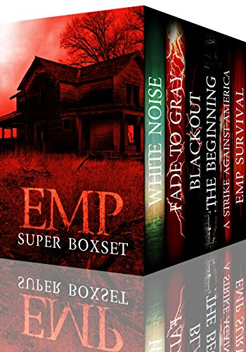 Lights Out: EMP Post Apocalyptic Fiction Super Boxset by [Hayden, Roger, Hunt, James]