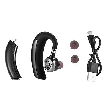 K15 180 ° Gire los Auriculares Bluetooth para Uso Comercial, Auriculares inalámbricos de Alta fidelidad