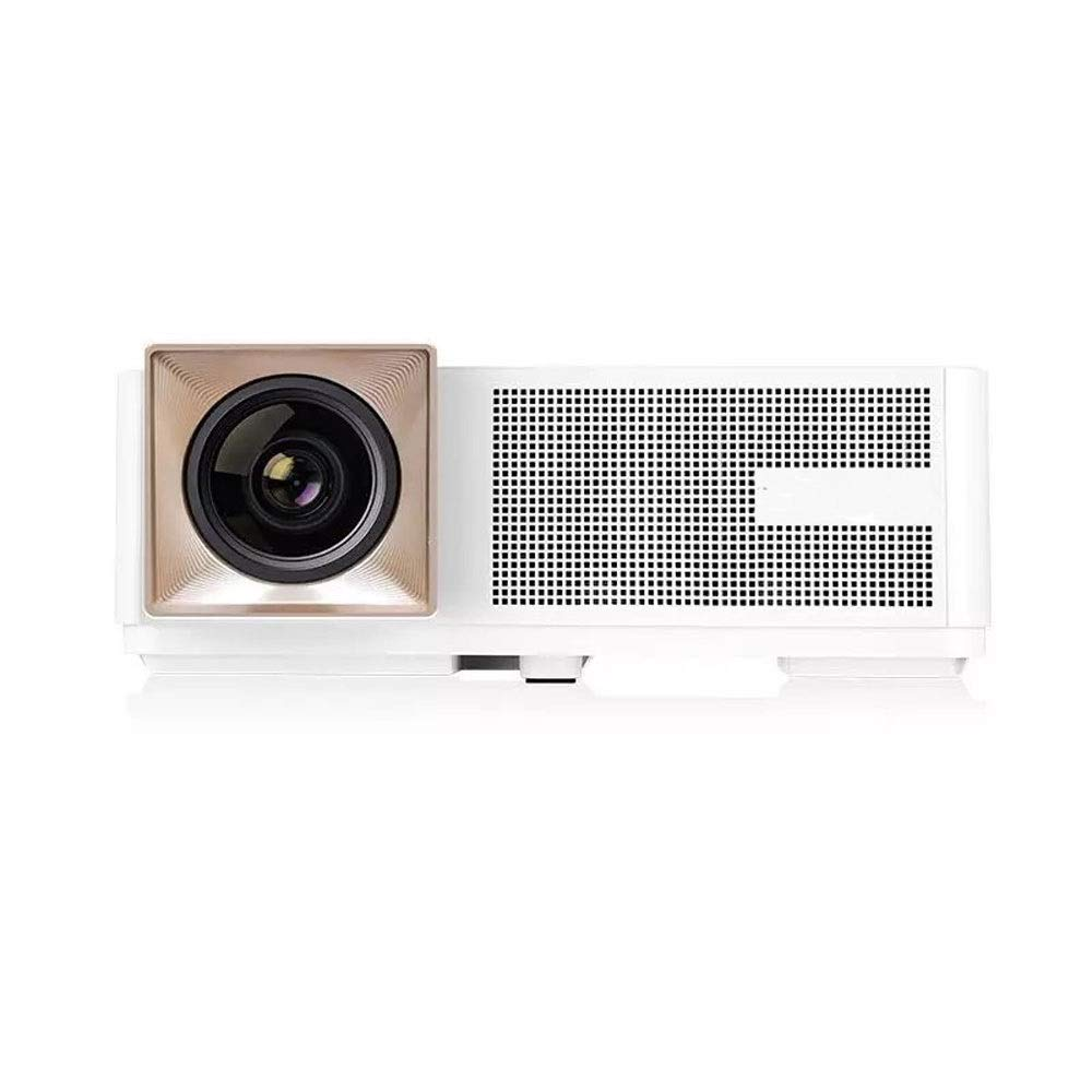 LiChenYao Projector Home HD 1080p Business Office Portable LED Projector 3000 Lumens (Color : White) by LiChenYao (Image #5)