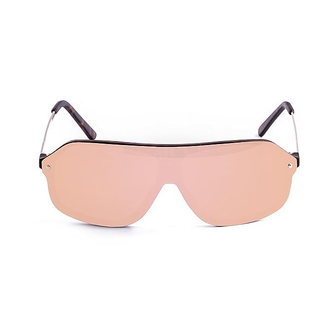 Ocean Eye, Gafas de Sol Unisex Adulto, (Rosa/Havana), 64 ...