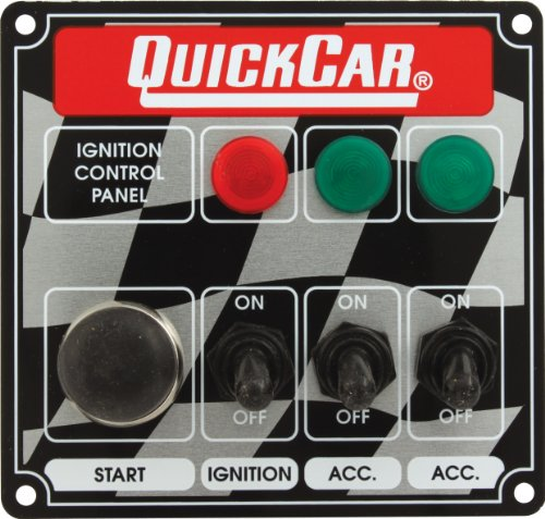 QuickCar Racing Products 50-025 4-3/8
