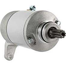DB Electrical SMU0205 Starter 12V CCW 9-Spline for Suzuki