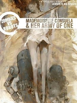 Zombies vs Robots Mademoiselle Consuela ebook product image