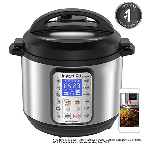 Instant Pot Smart WiFi 6 Quart Multi-Use