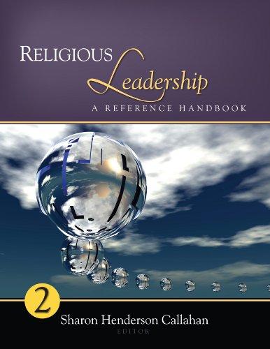 Religious Leadership: A Reference Handbook Pdf