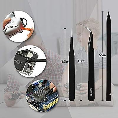 Kaisi Torx destornillador T3 T4 T5 T6 T8 T9 T10 T15 seguridad torx ...
