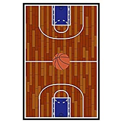 best basketball rug in usa