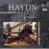 Streichquartette Op.76,2-4