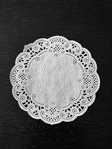 6 inch Variety Pack 150 pc. Paper Lace Doilies - Cambridge Royal French - 50 of Each by The Baker Celebrations (Image #6)