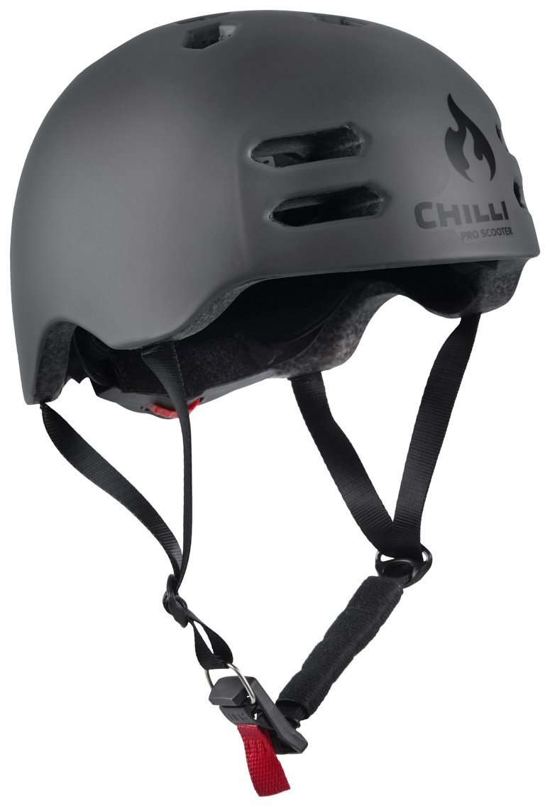 Chilli Pro Scooter In-Mold Helm - Anthrazit