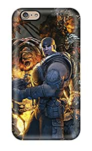 1707641K78285286 Iphone Case - Tpu Case Protective For Iphone 6- Gears Of War
