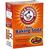 Arm & Hammer Pure Baking Soda - 454g (6 Pack)