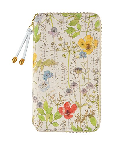 Hobonichi Techo Weeks - Liberty Fabrics: Irma (Cover Only) (Wallet-Size) by Hobonichi Techo