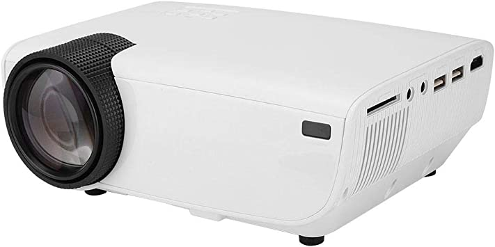 Bewinner Mini Projector W50 Home Office Projector 1280 * 800 ...