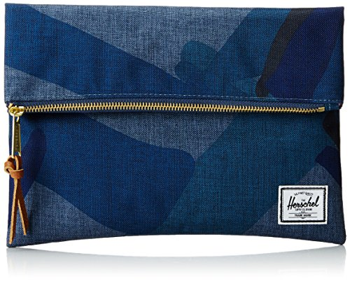 Herschel Supply Co. Carter Small Pouch, Navy Portal, One Size