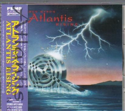 James Byrd's Atlantis Rising [Japan Import] by Shrapnel/Roadrunner/FEMS, JAPAN