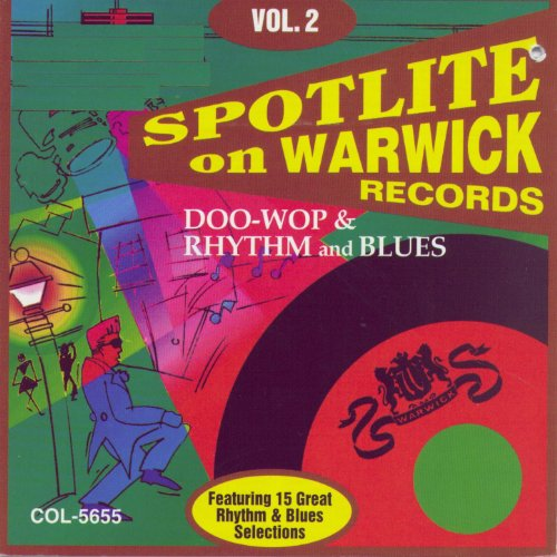 Spotlite Warwick Records 2 Doo Rhythm
