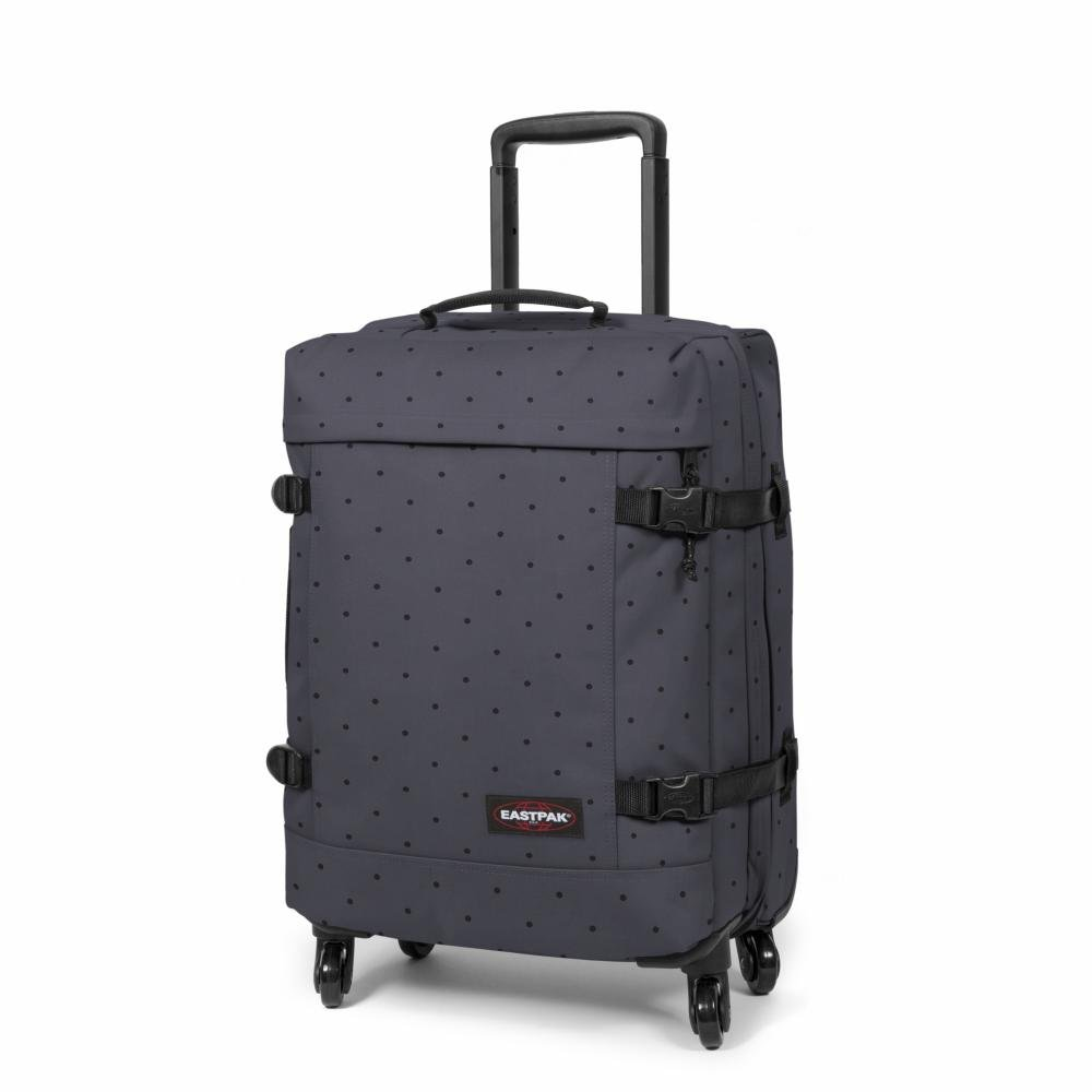 Eastpak Trans4 S Maleta, 54 cm, 44 Litros, Color Dot Grey (Gris): Amazon.es: Equipaje