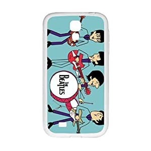 Cartoon The Beatles New Style High Quality Comstom Protective case cover For Samsung Galaxy S4