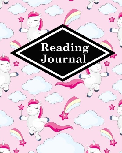 Download Reading Journal: Books Read Journal, Reading Log For Kids, Reading Journal For Adults, Book Reading Chart, Cute Unicorns Cover (Volume 65) pdf epub