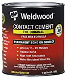 Tools & Hardware : Dap 00271 Weldwood Original Contact Cement, 1-Pint