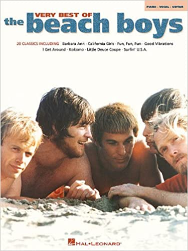 Very Best of The Beach Boys (Piano/Vocal/Guitar Artist