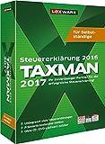 TAXMAN 2017 für Selbstständige (für das Steuerjahr 2016) - Die Steuersoftware, die für jeden passt