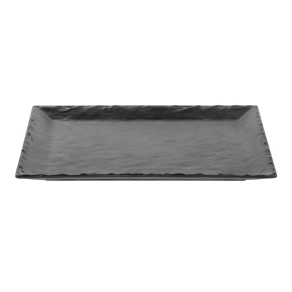 Cal-mil sintética de pizarra rectangular negro melamina ...
