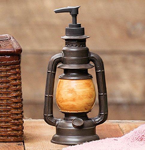 - Black Forest Decor Vintage Camp Lodge Lantern