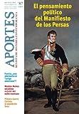 img - for Aportes. Revista de Historia Contempor nea N  87, a o XXX (1/2015): N  87, a o XXX (1/2015) (Spanish Edition) book / textbook / text book