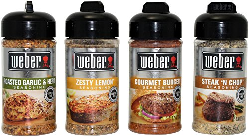 Essential Barbecue Seasoning Variety Pack
