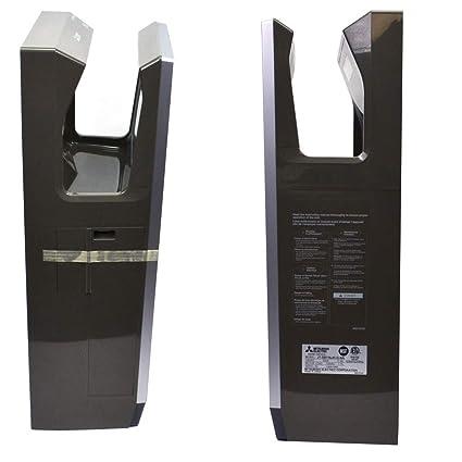 Mitsubishi JT-SB116JH2-S-NA Jet Towel Slim Hand Dryer