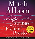 img - for The Magic Strings of Frankie Presto Low Price CD: A Novel book / textbook / text book