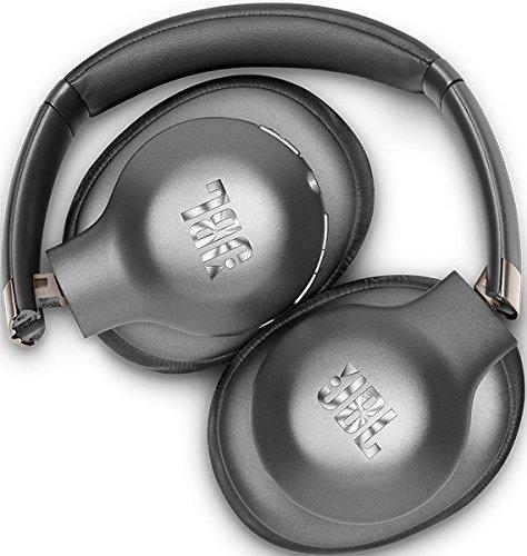 JBL Everest Elite 750NC - Auriculares (Inalámbrico y alámbrico, Diadema, Binaural, Circumaural, 10-22000 Hz, Gris): Amazon.es: Electrónica