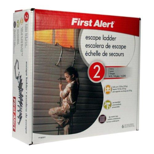 First Alert Escape Ladder (2 Story, 14 Foot)