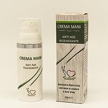Creme Hande 50 Ml Mit Antifaltenwirkung Von Aloe Arganol Und Ol