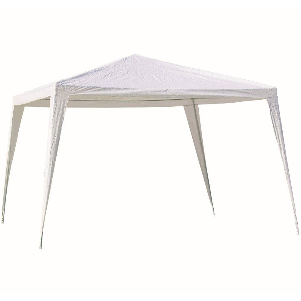 Siena Giardino 506.110 Sahara Padiglione Giardino Edilizia Tubi Acciaio Bianco 3 x 3 m