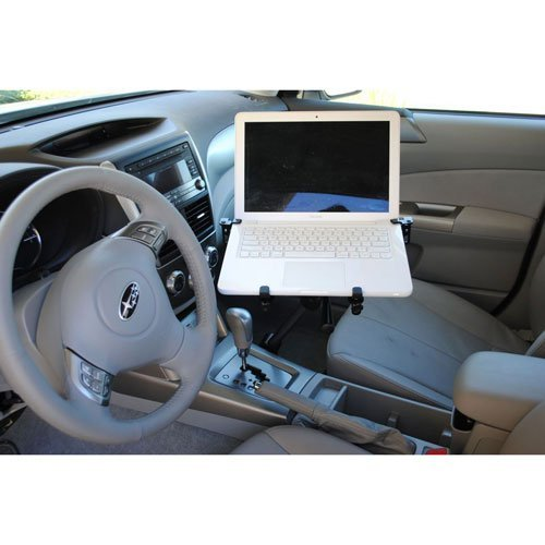 Bundle Deal Mobotron Standard Vehicle Laptop Mount + Screen Stabilizer by Mobotron