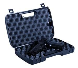 GSG Maletín para pistola, color negro, 202598