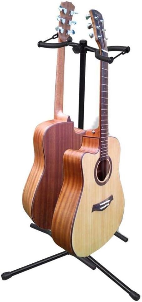 Soporte universal doble para bajo, guitarra eléctrica, guitarra ...