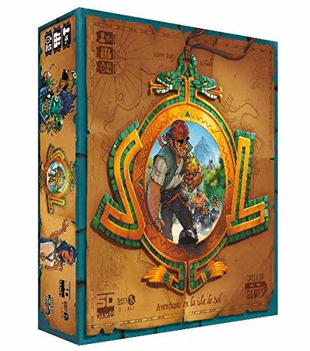 SD Games- Juego de Estrategia (SDGJUESOL01): Amazon.es: Juguetes y ...