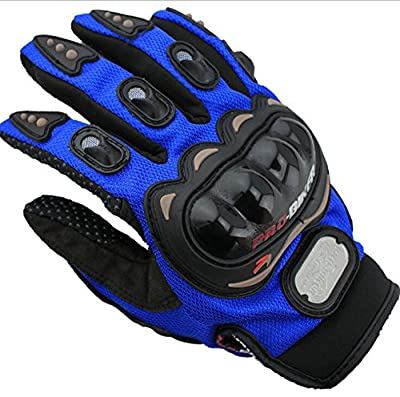 Glove Armor Motorcycle Kit ,Dealzip Inc Glove Finger Protector Cup Tactical Gold Goalkeeper Motocross Biker Goalkeeper